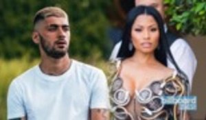 "Zayn and Nicki Minaj Release New Collab ""No Candle No Light"" 
