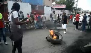 Regain de violences en Haïti