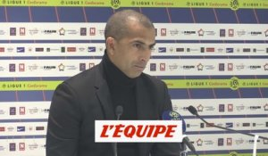 Lamouchi «Un point important» - Foot - L1 - Rennes