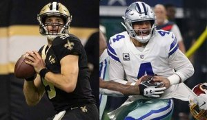Who would you rather have: Brees or 'Boys Big Three?