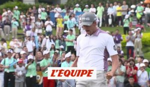 Perez en pleine ascension - Golf - EPGA