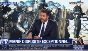 Manif, dispositif exceptionnel (3/4)