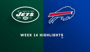 Jets vs. Bills highlights | Week 14