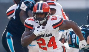 Burleson: Browns are in the playoff hunt