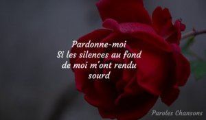 Johnny Hallyday - Pardonne-moi (Paroles)