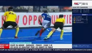 RMC Sport - Reportage Match de Barrage FRANCE vs CHINE