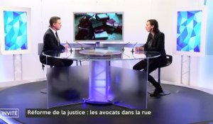 L'invité de la rédaction - 11/12/2018 - Me Anne Durand, avocate au barreau de Blois