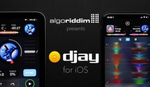 djay for iOS - The DJ App by Algoriddim (1080p)