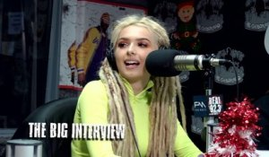 Zhavia Talks Boyfriend 'ThickyBottoms'