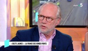 Gilets Jaunes : La France des ronds-points - C l'hebdo - 15/12/2018