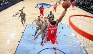 GAME RECAP: Rockets 105, Grizzlies 97