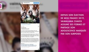 Miss France 2019 - Vaimalama Chaves : son accident qui l'a poussée à changer