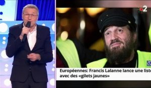 ONPC : Laurent Ruquier tacle David Hallyday 22/12/2018