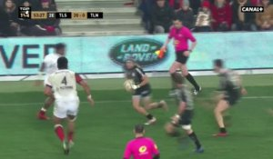 Grosse performance de Cheslin Kolbe face au RCT