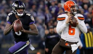 Kay Adams: Future of AFC North belongs to Lamar Jackson and Baker Mayfield