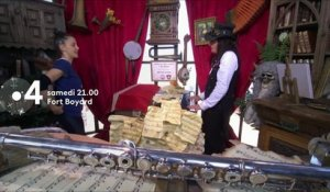 Fort Boyard - Juste humain - Bande annonce