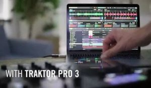 Introducing the New TRAKTOR KONTROL S2 - For the Music in You _ Native Instruments (1080p)