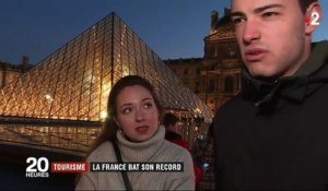 Tourisme : la France bat son record
