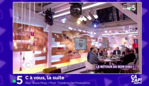 TPMP : Booba et Kaaris s'insultent en direct - ZAPPING PEOPLE DU 25/01/2019