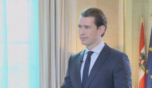 L'interview de Sebastian Kurz