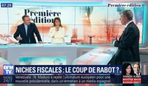 Niches fiscales : Le coup de rabot ?
