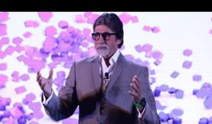 Amitabh Bachchan Unveils  A Website For Kids