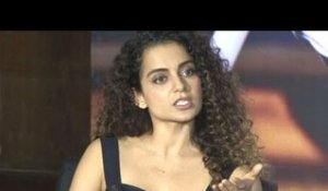 Kangana LASHES OUT at Photographers For Clicking Her Pictures