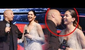 Vin Diesel Becomes Hollywood Godfather For Deepika Padukone | EXCLUSIVE
