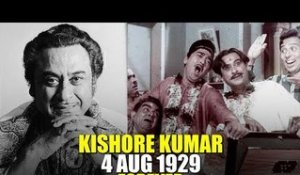 REMEMBERING THE LEGENDARY KISHORE KUMAR ON HIS 89TH BIRTH ANNIVERSARY