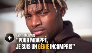 Canal Football Club : Interview d'Allan Saint-Maximin
