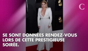 PHOTOS. Grammy Awards 2019 : Meghan Trainor ose le décolleté ultra-plongeant