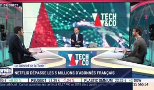 Le Debrief de la Tech - 13/02