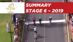 Stage 6 - Summary - Tour of Oman 2019