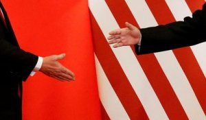 Donald Trump se dit optimiste sur un accord commercial avec la Chine