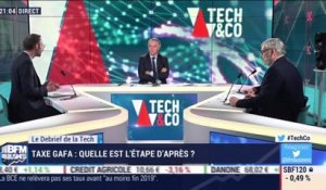 Le Debrief de la Tech - 07/03