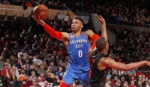 GAME RECAP: Thunder 129, Blazers 121