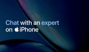 iPhone - Chat with an expert - Apple (1080p)