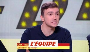 B. Latour «Je comprends le retour de Zidane au Real Madrid» - Foot - EDE