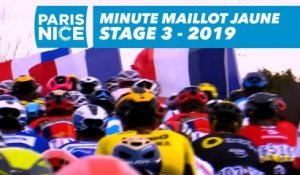 Yellow Jersey Minute / Minute Maillot Jaune - Étape 3 / Stage 3 - Paris-Nice 2019