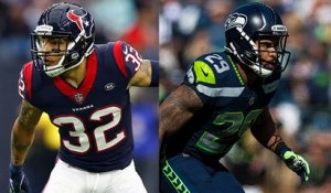How does Tyrann Mathieu match up against Earl Thomas?