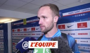 Germain «On était bien en place» - Foot - L1 - OM