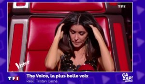 Jenifer, bouleversée, quitte le plateau de The Voice