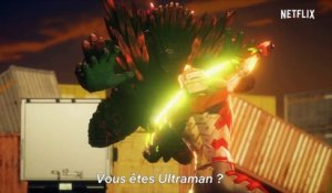 Ultraman Bande-annonce