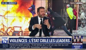 Violences : l'Etat cible les leaders 2/2