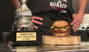 4ème édition de la Coupe de France du burger à Paris