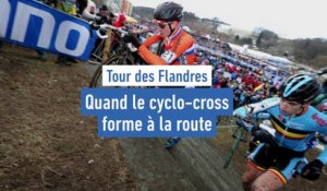 Quand le cyclo-cross forme à la route - Cyclisme - Tour des Flandres