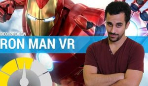IRON MAN en VR, ça donne quoi ? | PREVIEW