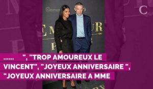 PHOTO. Le tendre message de Vincent Cassel pour l'anniversaire de Tina Kunakey