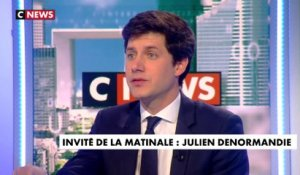 L'interview de Julien Denormandie