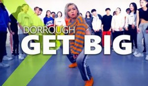 "Dorrough - ""Get Big"" / LIGI Choreography."